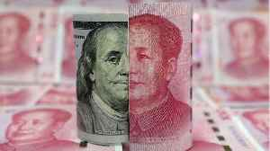 Chinese Yuan Hits Weakest Level Against The Dollar In Over A Decade [Video]