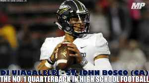 The best quarterback in the country - DJ Uiagalelei [Video]