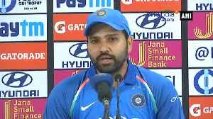 India Vs West Indies 2018, 4th ODI : I Knew The Runs Would Come Once I Got Set Says Rohit Sharma [Video]