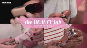 The Beauty Lab: Foundation Special [Video]