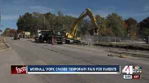 Many frustrated by Wornall Road construction [Video]