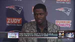 Josh Gordon Addresses Reports Of Tardiness [Video]