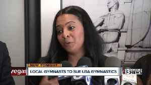 Sisters file lawsuits in USA Gymnastics sex-abuse scandal [Video]