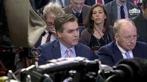 CNN's Jim Acosta Presses Sarah Sanders To Say Whether He Is An Enemy Of The People [Video]