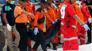 News video: Body Parts Found Among Debris From Lion Air Crash