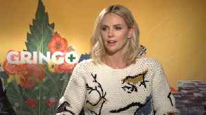 Charlize Theron finds haircuts help her get into character [Video]