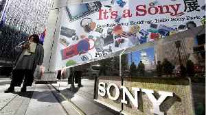 Sony Posts Strong Earnings [Video]