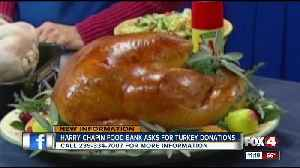 Food bank asking for turkey donations in Fort Myers [Video]
