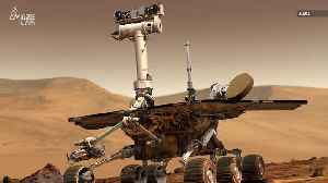 NASA's Not Giving Up On Silent Mars Opportunity Rover Just Yet [Video]