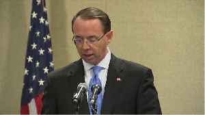 Rosenstein Makes First Public Remarks After Pittsburgh Shooting [Video]