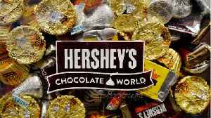 Hershey Plans To Roll Out A 40% Thinner Reese's Cups [Video]