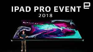Apple iPad Pro and Macbook Air event 2018 in under 12 minutes [Video]