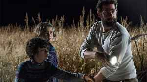 Why Test Audiences Laughed At 'A Quiet Place' [Video]