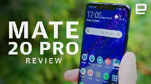 Huawei Mate 20 Pro Review: One of the best phones around [Video]