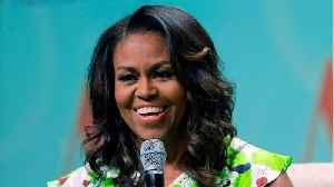 Michelle Obama Sets A-List Lineup For Book Tour [Video]