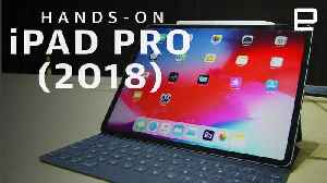 iPad Pro 2018 Hands-On [Video]