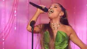 Ariana Grande Slays 1st Public Performance Since Breakup During 'A Very Wicked Halloween Special' [Video]