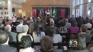 Temple Celebrates Launch Of Fox Chase Cancer Center In Partnership With Hunter College [Video]