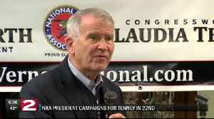 Tenney, Brindisi, rack up big endorsements [Video]
