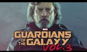 How Mark Hamill (Possibly) Landed Guardians Of The Galaxy 3 Role! [Video]
