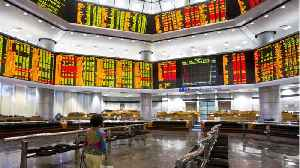 Shares Bounce Back As Awful October Ends [Video]