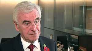 John McDonnell: 'UK needs real tax system' [Video]