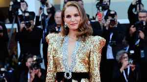 News video: Natalie Portman Had No Female Friends In Hollywood Until Time's Up