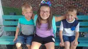 9-Year-Old Dies a Hero Trying to Save Twin Brothers in Indiana Bus Stop Crash [Video]