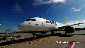 Airbus says tougher to meet jet delivery goal after snags [Video]