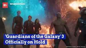 Guardians Of The Galaxy 3 Will Have To Wait [Video]