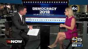 Senate candidate Kyrsten Sinema speaks to ABC15 ahead of election [Video]