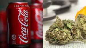 News video: Coca-Cola Is No Longer Interested in Cannabis Drinks