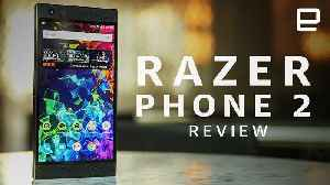 Razer Phone 2 review: A phone for gamers [Video]