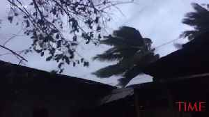 Typhoon Yutu Batters Nothern Philippines [Video]