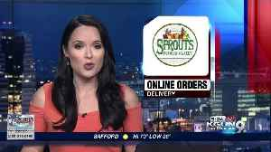 Sprouts launches online ordering and delivery [Video]