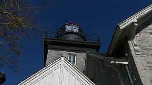 Lighthouse has beautiful views and ghostly tales [Video]