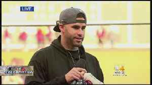 J.D. Martinez: Winning World Series With Red Sox 'Like A Dream Come True' [Video]
