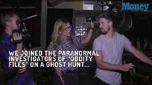 Money Goes On A Ghost Hunt [Video]
