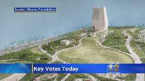 City Council To Vote On Obama Center Plan, Road Closures [Video]