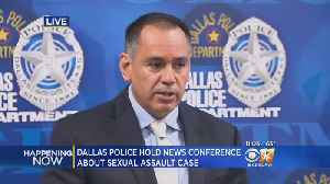 DPD Searching For Possible Serial Sexual Attacker [Video]
