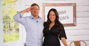 Joanna Gaines on Juggling 5 Kids and Her Magnolia Empire: Crew 'Gave Me an Extra Kick in My Step' [Video]