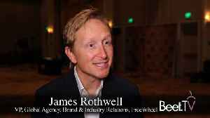 TV Viewers Pack The 'New Living Room,' Advertisers Must Follow: FreeWheel's Rothwell [Video]