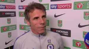 Zola: Derby caused us problems [Video]