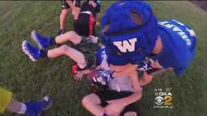 Number Of Schools Turning To Flag Football For Young Players [Video]