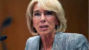 Lawsuit Accuses Betsy DeVos And Deputies Of Sexism [Video]