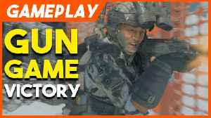 Call Of Duty: Black Ops 4 Gun Game Last Second Win [Video]