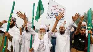 Protests in Pakistan after Supreme Court acquits Christian Asia Bibi of blasphemy [Video]