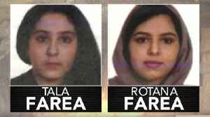Saudi sisters found dead, bound together with duct tape in Hudson River [Video]
