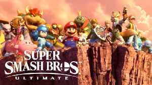 Super Smash Bros. Ultimate - 'World of Light' Official Cinematic & Adventure Mode Reveal [Video]