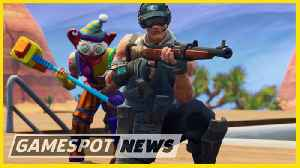 Fortnite Update 6.21 Adds Balloons And Vaults Several Weapons [Video]